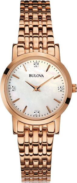 Женские часы Bulova 97S106 bulova 98a157