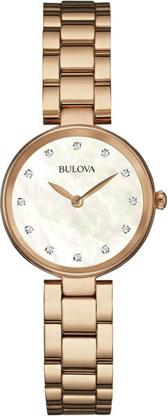 Женские часы Bulova 97S111 bulova 97s111