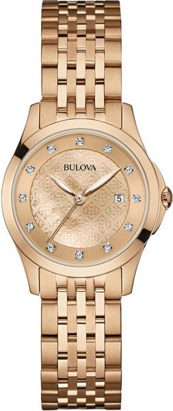 Женские часы Bulova 97S112 bulova 97s112