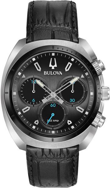Мужские часы Bulova 98A155 bulova часы bulova 98a155 коллекция curv