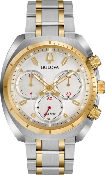 Мужские часы Bulova 98A157 zanussi zob 33701