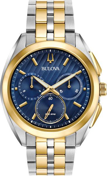 Мужские часы Bulova 98A159 bulova 98a157