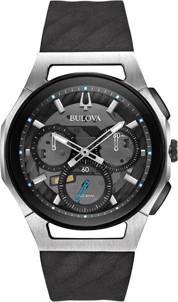 Мужские часы Bulova 98A161 bulova 96p119