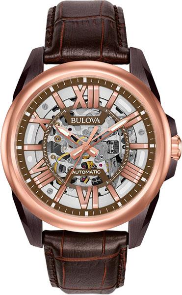 Мужские часы Bulova 98A165 bulova 98a157