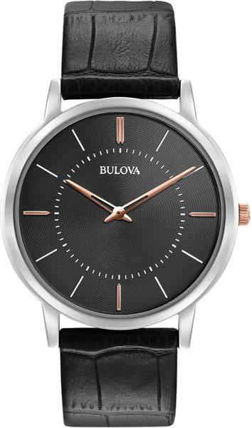 Мужские часы Bulova 98A167 bulova 98a157