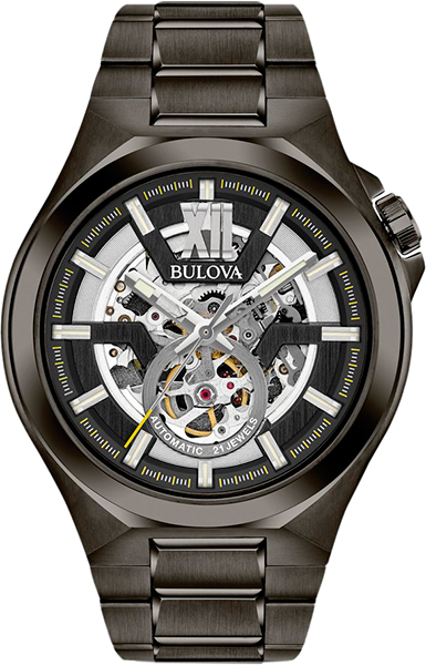 Мужские часы Bulova 98A179 мужские часы bulova 98a157