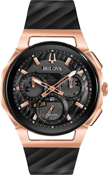 Мужские часы Bulova 98A185 мужские часы bulova 98a161