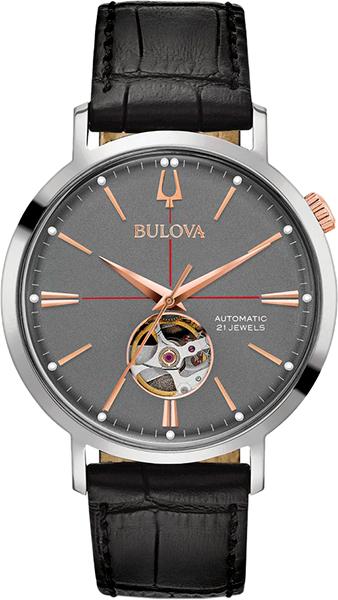 Мужские часы Bulova 98A187 bulova 98a157