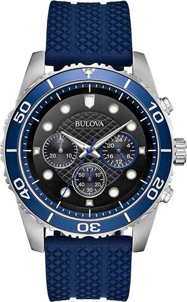 Мужские часы Bulova 98A190 bulova 98a190