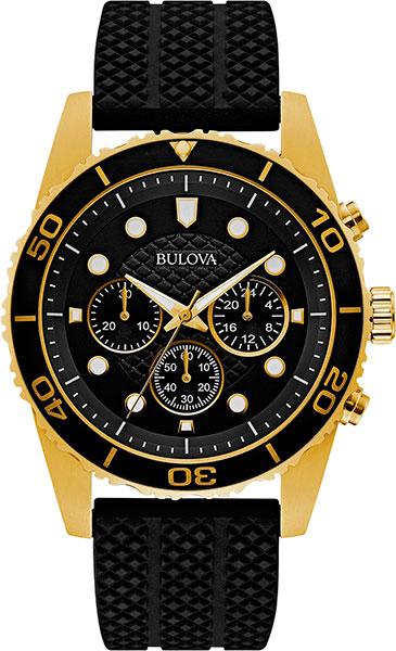 Мужские часы Bulova 98A191