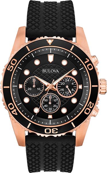 Мужские часы Bulova 98A192 bulova 98a157