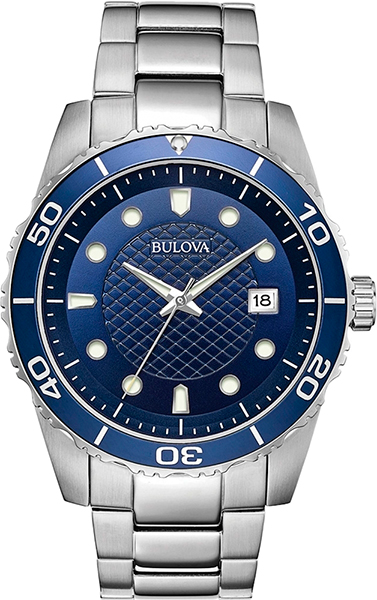 Мужские часы Bulova 98A194 купить часы invicta в украине доставка из сша
