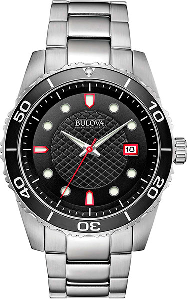Мужские часы Bulova 98A195 купить часы invicta в украине доставка из сша