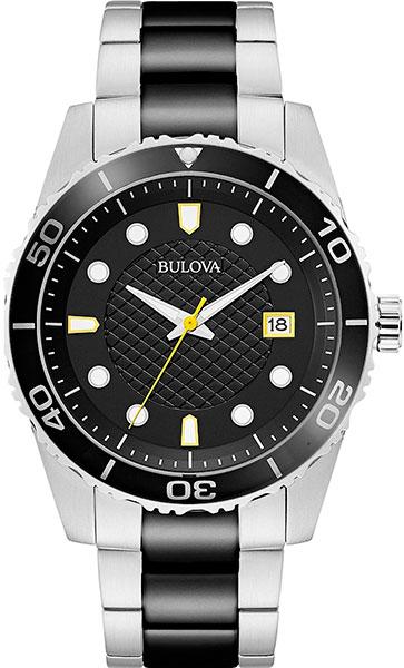 Мужские часы Bulova 98A196 цена и фото
