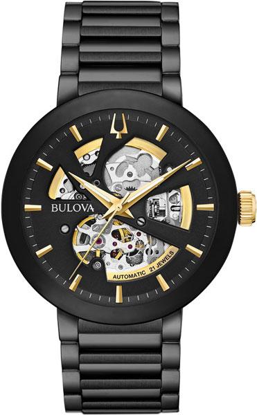 Мужские часы Bulova 98A203 bulova 97a123