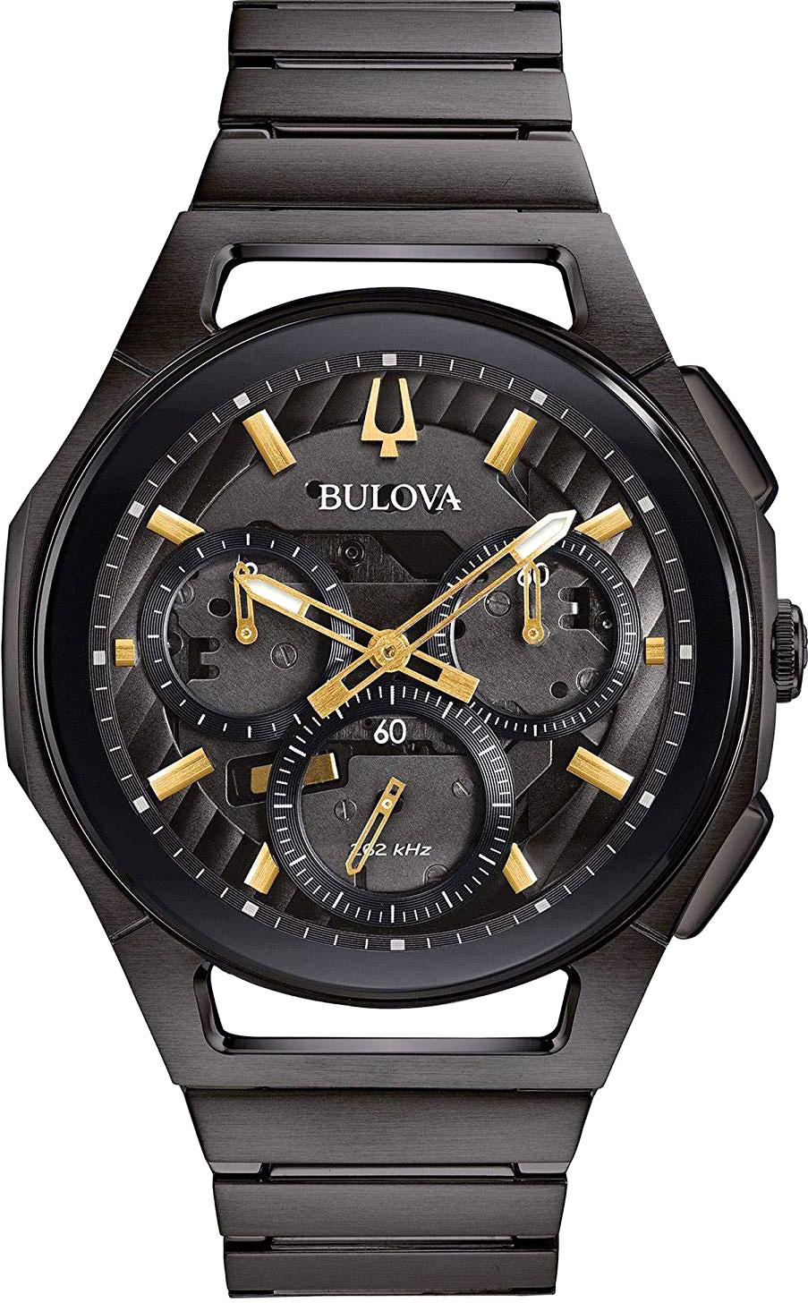 Мужские часы Bulova 98A206 bulova 96p119