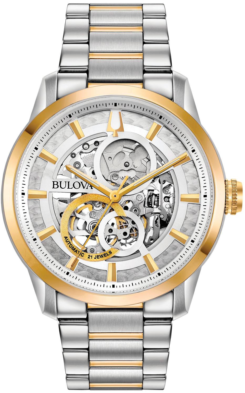 Мужские часы Bulova 98A214