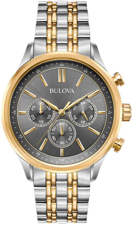 Мужские часы Bulova 98A215 мужские часы bulova 96b310