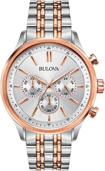 Мужские часы Bulova 98A216