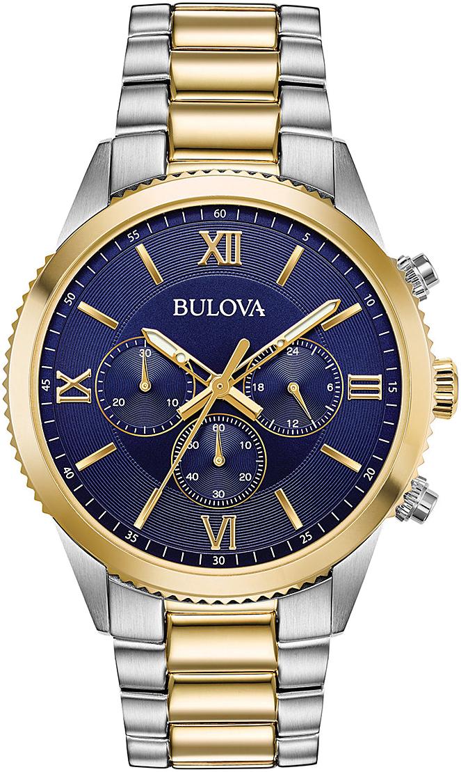Мужские часы Bulova 98A220