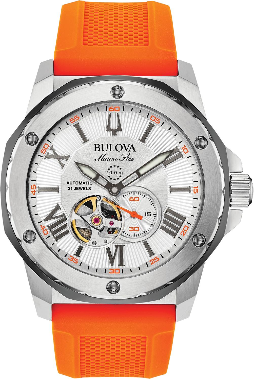 Мужские часы Bulova 98A226 bulova 98a140