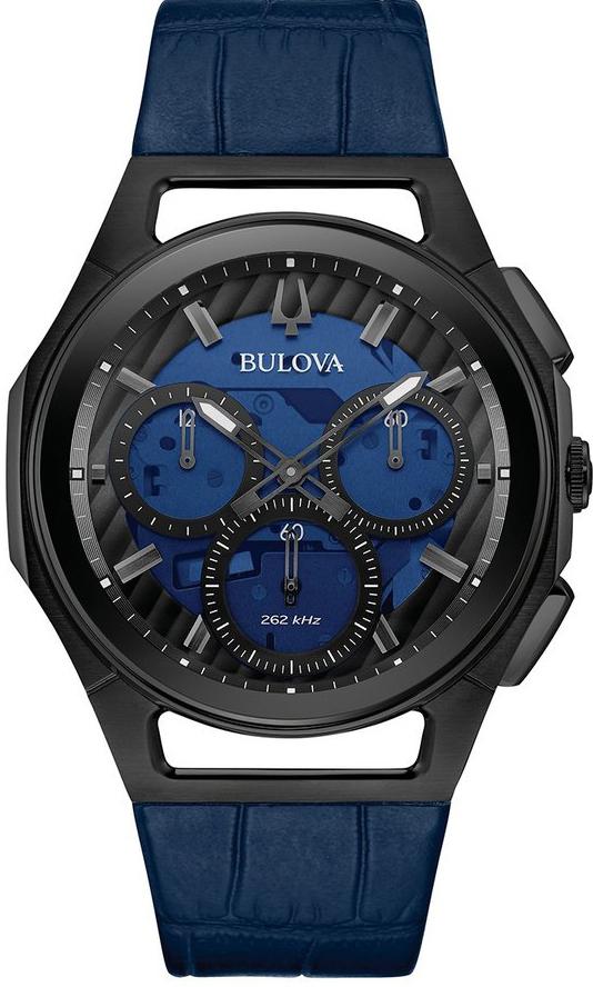 Мужские часы Bulova 98A232 мужские часы bulova 98a215