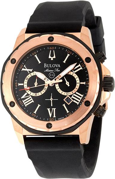 Мужские часы Bulova 98B104 все цены