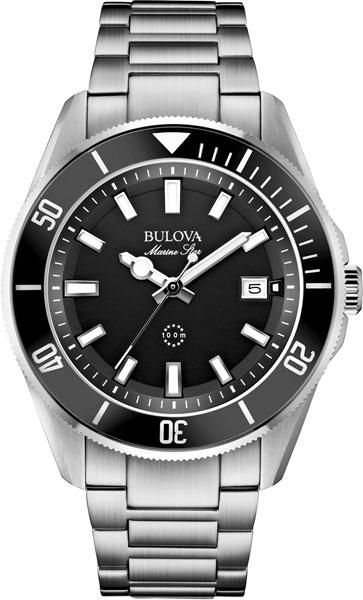 Мужские часы Bulova 98B203 bulova 98a140