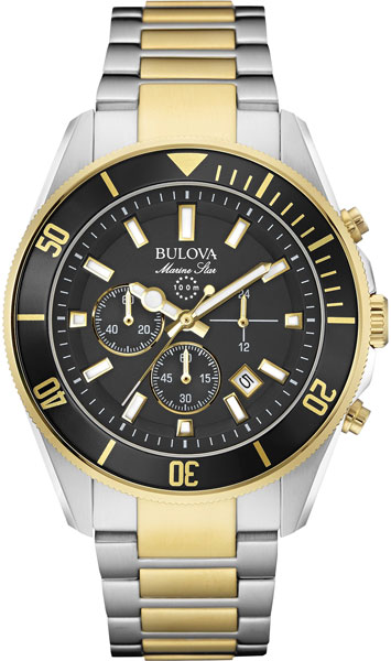 Мужские часы Bulova 98B249