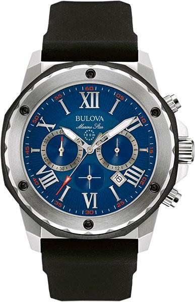Мужские часы Bulova 98B258 bulova 98a157