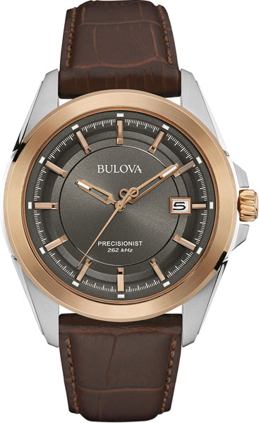 Мужские часы Bulova 98B267 bulova 98a157