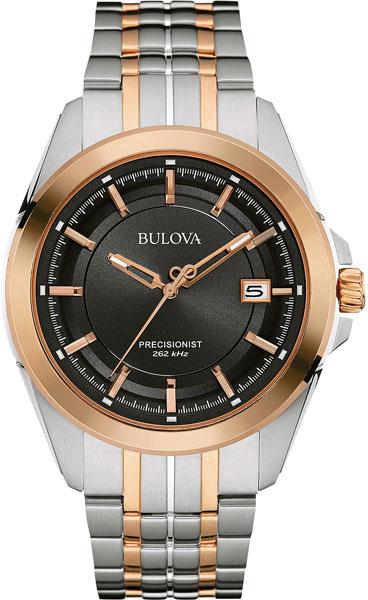 Мужские часы Bulova 98B268 bulova 97a123