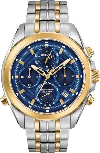 Мужские часы Bulova 98B276 цифровое ip атс cisco7965g