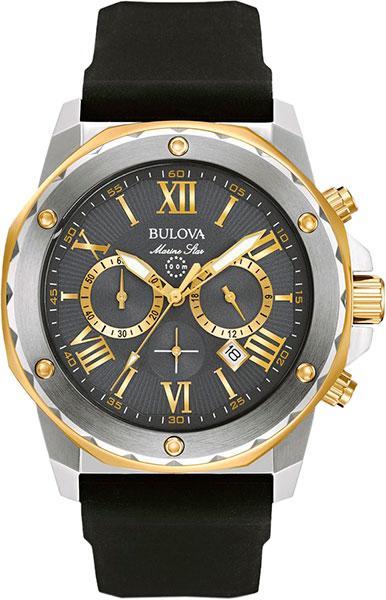 Мужские часы Bulova 98B277 bulova 98a157