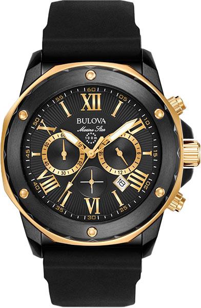 Мужские часы Bulova 98B278 bulova 98a157