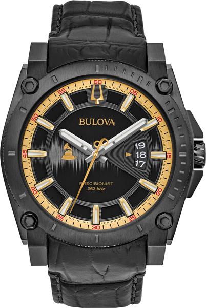 Мужские часы Bulova 98B293 bulova часы bulova 98b293 коллекция precisionist