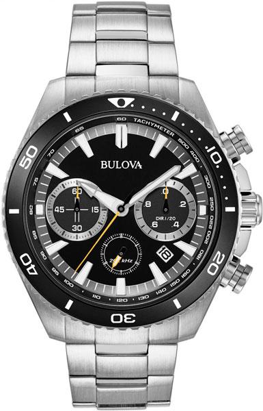 Мужские часы Bulova 98B298 bulova 98a140