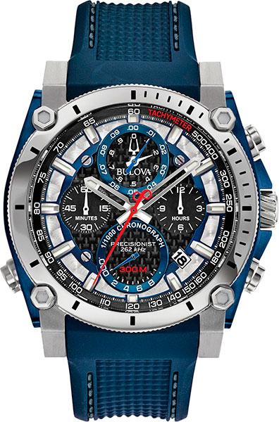 Мужские часы Bulova 98B315 bulova 98a140