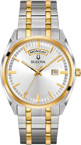 Мужские часы Bulova 98C127 chto bydet s rossiiskimi cenami na smartfony samsung