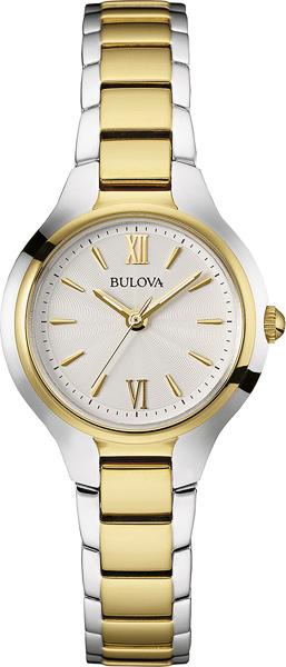 лучшая цена Женские часы Bulova 98L217