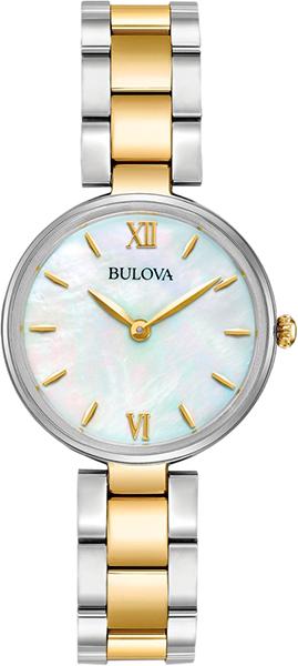 Женские часы Bulova 98L226 bulova 96p119