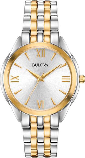 Женские часы Bulova 98L259 bulova 98a140