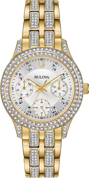 Женские часы Bulova 98N112 bulova 98a157