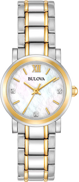 Женские часы Bulova 98P165