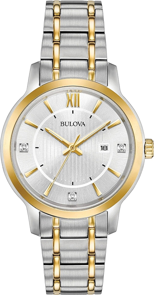 Женские часы Bulova 98P175 bulova 98a157