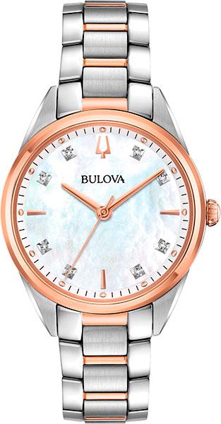 Женские часы Bulova 98P183 bulova 98a140