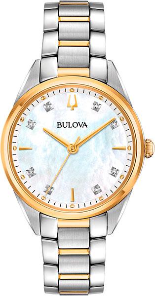 Женские часы Bulova 98P184 bulova 98a140