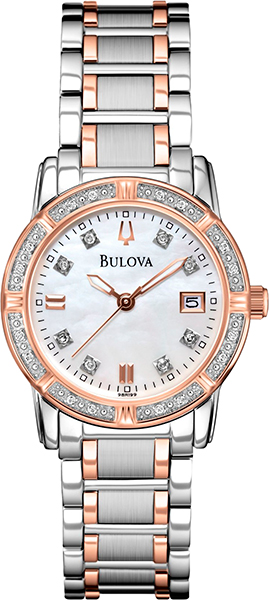 Женские часы Bulova 98R199 bulova 98a157