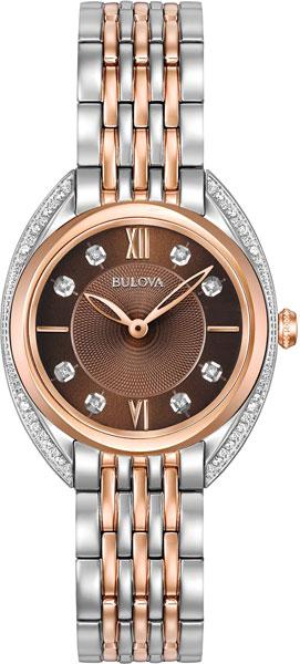 Женские часы Bulova 98R230