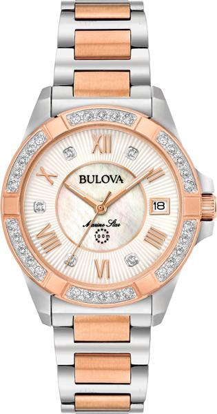 Женские часы Bulova 98R234 bulova 98a157